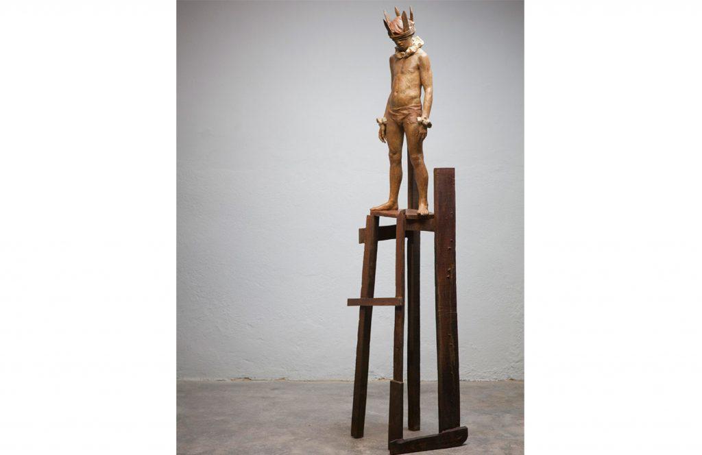 Escultura MJMorell OUTSOURCING Creación de esculturas singulares para cada proyecto con la firma del artista o creando la propia colección del estudio , de pequeño formato o a gran escala para el jardín o proyectos urbanísticos.